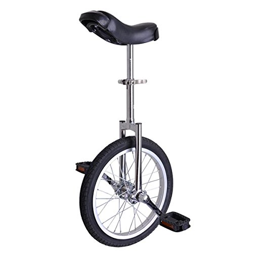 For Sale! CHIMAERA 16 Wheel Unicycle - Chrome