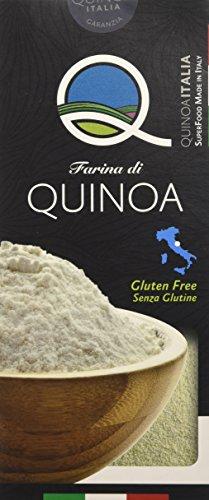 Quinoa Italia Farina di Quinoa - Pacco da 12 x 1 kg - Totale: 12 kg