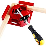 Right Angle Clamps 90 Degree Corner Clamp Holder Tools with Adjustable...