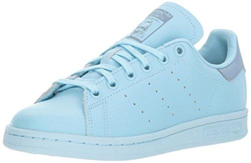 adidas Originals Unisex Stan Smith C Running Shoe, ICE Tactile Blue, 1 Medium US Little Kid