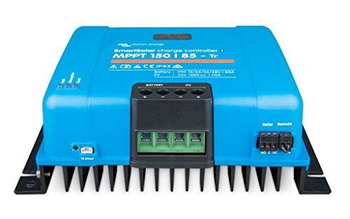 Victron Energy -TR 85 (48 v) Controlador de Carga Solar Smartsolar MPPT 150/12 / 24/36 /