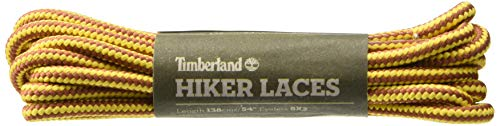 Timberland Hiker Round54-inch Schnürsenkel, braun (Medium Brown), Einheitsgröße (138 cm)
