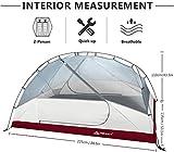 Zoom IMG-2 forceatt tenda campeggio per 2