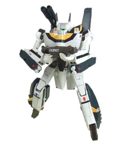 Macross VF Hi-Metal 1/100 VF-1S Roy Focker Custom (Japan Import)