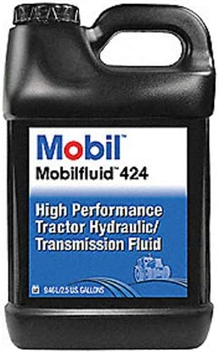 New mail 2021new shipping free shipping order Mobilfluid 424 Tractor 2.5 gal Hydraulic