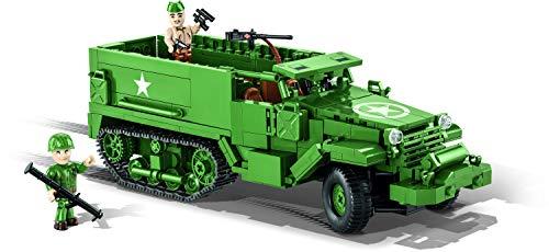 COBI 2536 M3 Half Track Bausteine, grün