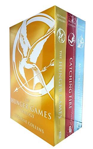 The Hunger Games Trilogia-Cofanetto di 3Libri, Hunger Games, Ragazza di Fuoco (Catching Fire), Il Canto della rivolta (Mockingjay)