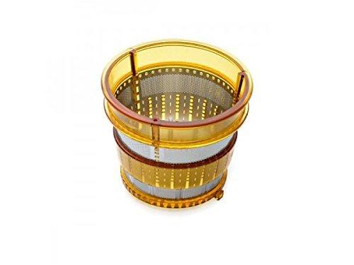 Omega VRT Fine Screen Juicing 330 350 400 Juicer - Amber (PSCRN350FHD)