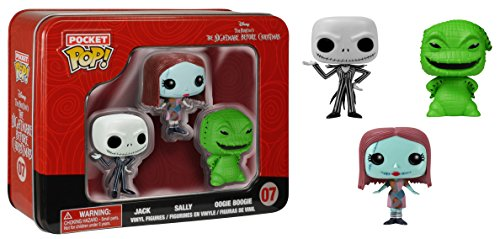 Funko - Pack 3 Figurines Disney Pop 4cm - 0849803053147 2
