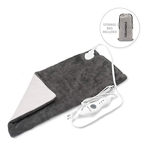 """Heating Pad XL King Size by Paramed - Extra Large 12"""" x 24"""""""