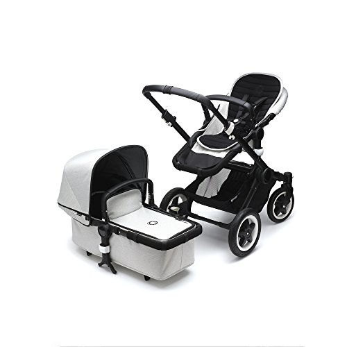 Why Choose Bugaboo Buffalo Atelier Special Edition Stroller with Bassinet
