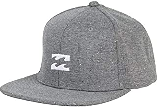 Billabong Boys' All Day Heather Snap Back Hat