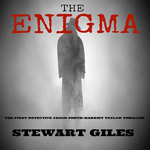 The Enigma audiobook cover art