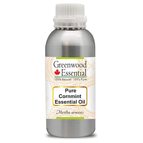 Check Out This Greenwood Essential Pure Cornmint Essential Oil (Mentha arvensis) Premium Therapeutic...