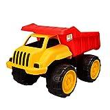 TOYANDONA Playa Arena Juguetes Set Playa Camión Caja de Arena Vehículo de Juguete de Construcción Vehículos Cargador de Juguete para Niños Pequeños Que Juegan Al Aire Libre