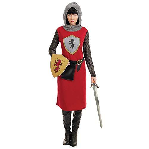 Fun Shack Roja Caballero Disfraz para Mujeres - XL