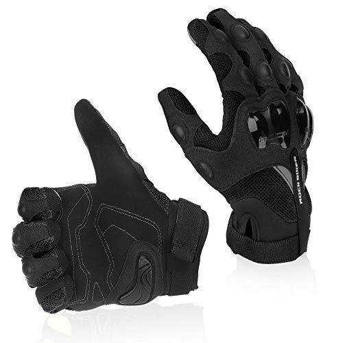 guanti da moto cross Guanti Moto Touchscreen