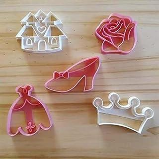 Princess Cookie Cutter Set