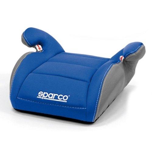 Sparco SPC3002AZ3CM Alzador para Automóviles, Azul, 3 cm, Set de 2