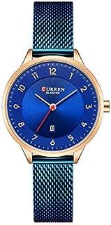 Curren ladies fashion wrist watch C9035L BLUE