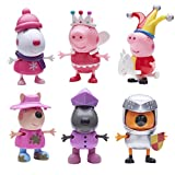 Peppa Pig - Figuras Fiesta de Disfraces (Modelo Aleatorio)