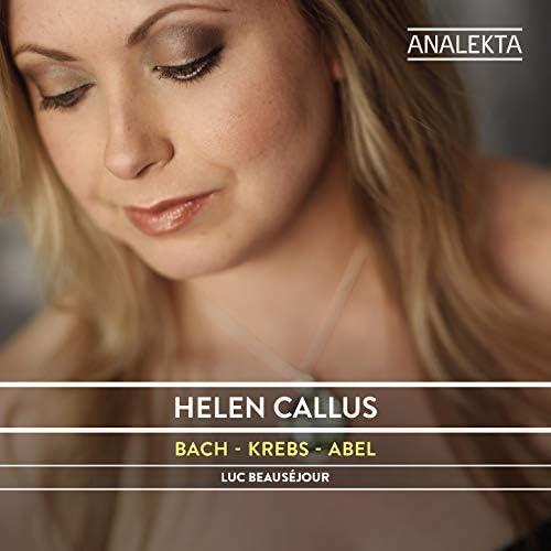 Helen Callus & Luc Beauséjour