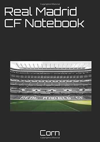 Real Madrid CF Notebook