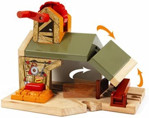 marcas de moda Thomas and Friends Wooden Railway - Haunted Mine Tunnel Tunnel Tunnel by Learning Curve  muy popular