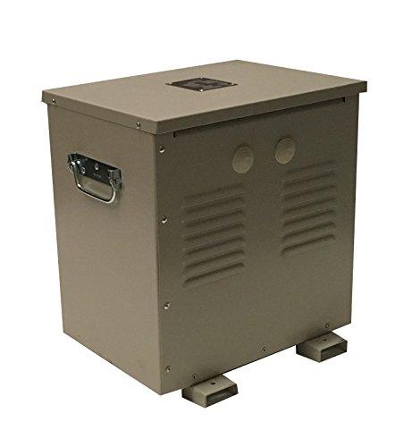 Autotransformador Trifásico 230/400V Reversible - 5 KVA
