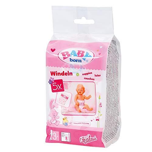 Giochi Preziosi Baby Born - Bolsa de pañales