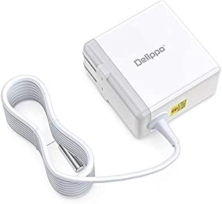 Delippo for Mac Book Pro Charger AC 85W L-Tip Power Adapter Connector Replacement Charger for Mac Book Pro 15'' 17'' 15/17...