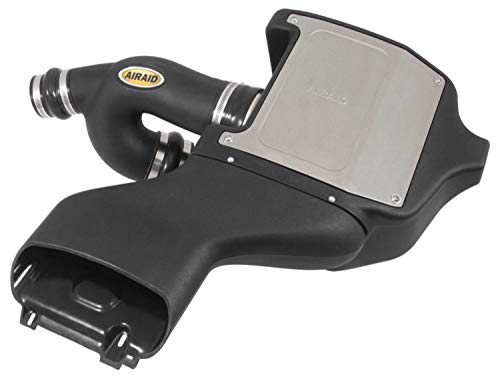 Airaid Cold Air Intake System: Increased Horsepower, Superior Filtration: Compatible with 2015-2020 FORD (F150)AIR-401-338