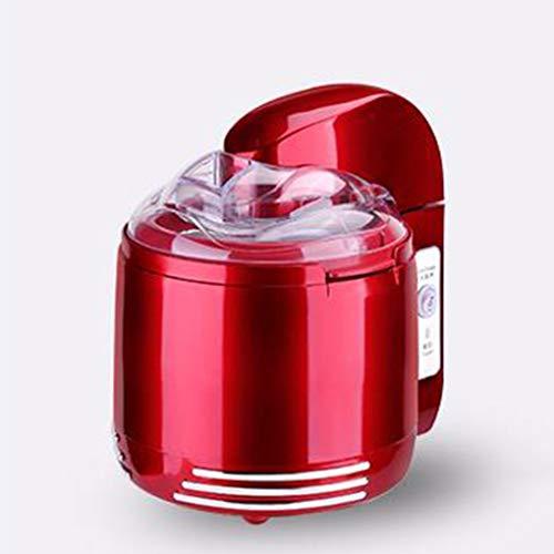 Máquina Para Hacer Helados, Sorbete De Gelato De 1.5 Litros Y Máquina De Yogurt Congelado Con Paleta Mezcladora Desmontable, Fácil De Limpiar, El Mejor Regalo Para Niños