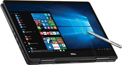 Dell 15.6-Inch 2-in-1 4K Ultra HD (3840 x 2160) Touch Laptop PC, Intel i7-8550U Processor, 16GB DDR4, 256GB SSD, NVIDIA...