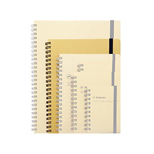 DELFONICS(デルフォニックス)『ロルバーンポケット付メモA5』
