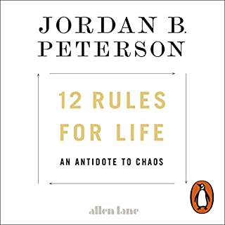 12 Rules for Life     An Antidote to Chaos              By:                                                                                                                                 Jordan B. Peterson                               Narrated by:                                                                                                                                 Jordan B. Peterson                      Length: 15 hrs and 39 mins     8,194 ratings     Overall 4.5