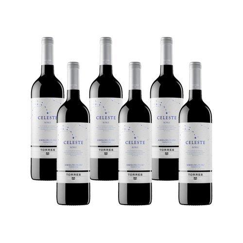 Celeste Roble - Rotwein - 6 Flaschen