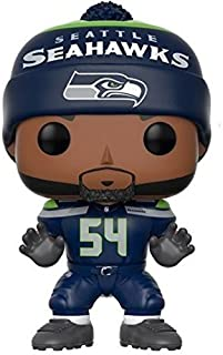 Funko POP NFL: - Bobby Wagner (Seahawks Home) Collectible Figure