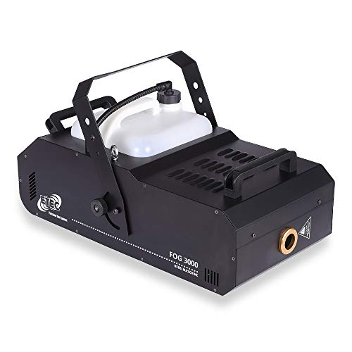 ETEC | Rookmachine | FOG 3000 watt | DMX radiografische afstandsbediening | PROFI | Club DJ