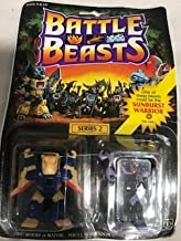 battle beasts Series 2 (Squirely Squirrel and Pew-Trid Skunk) 1987