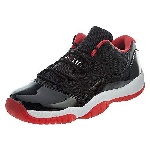 """Air Jordan 11 Retro Low BG """"Bred"""" - 528896 012"""