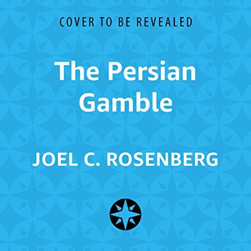 The Persian Gamble audiobook cover art