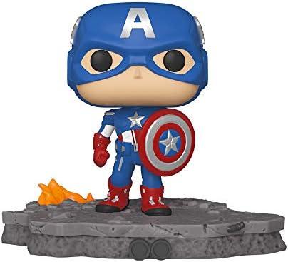 Funko Pop! Deluxe, Marvel: Avengers Assemble Series - Thor, Amazon Exclusive, Figure 4 of 6