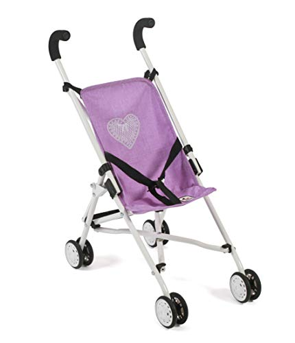 Bayer Chic 2000 601 35 Mini-Buggy Roma, lila