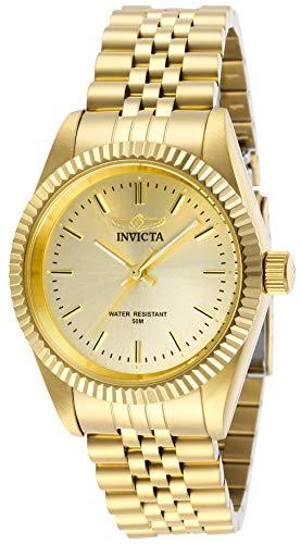 Invicta 29411 Specialty Reloj para Mujer acero inoxidable Cuarzo Esfera champán