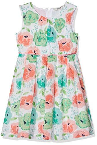 Salt & Pepper Mädchen Dress Bunte Blümchen Kleid, Mehrfarbig (Original 099), 122