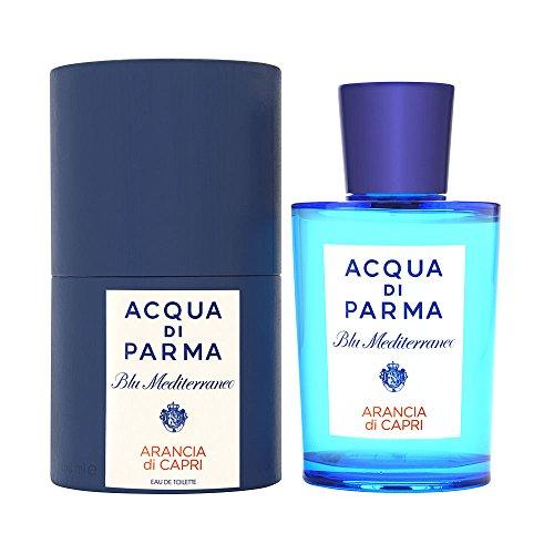 Acqua Di Parma Blue Mediterraneo Arancia Di Capri Eau de Toilette Spray for Men, 2.5 Ounce