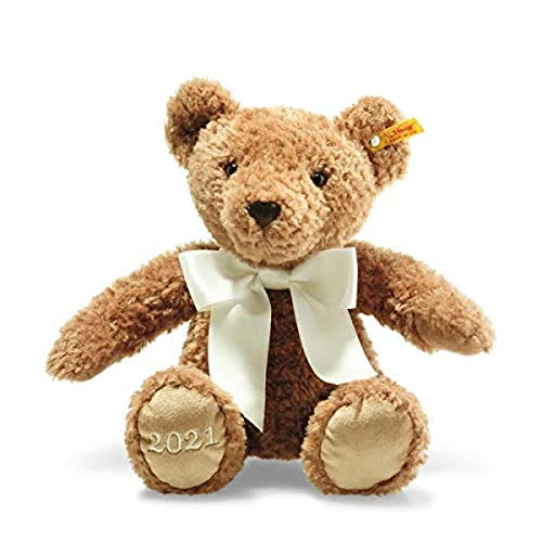 Steiff Cosy Year Bear 2021 Baby Safe Teddy Bear