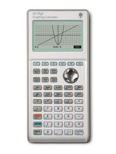 HP 39GII Taschenrechner Grafik Taschenrechner