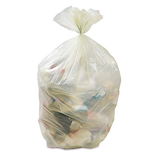 Ambra N.U transparante afvalcontainers, 80 x 110 kg, grote vuilnisbakken